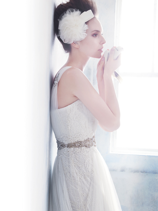 Annasul Y wedding dress