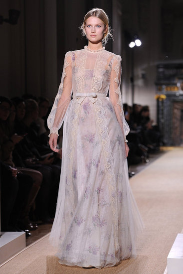 paris couture fashion week 2012 valentino