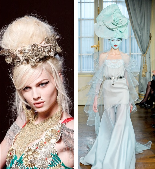 paris couture fashion week 2012 hair