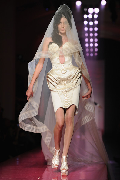 jean paul gaultier paris couture fashion week 2012