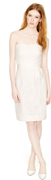 j crew bridal collection 2012