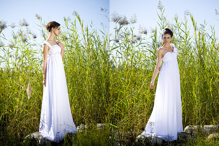 for her for him destination wedding dress