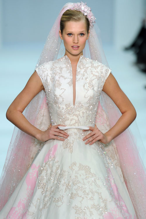 elie saab paris couture fashion week 2012