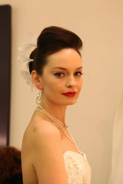 retro-bridal-hairstyle