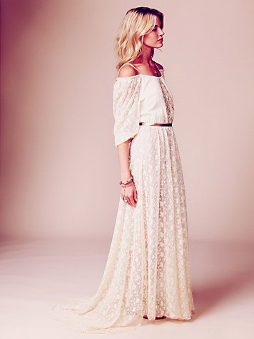 THURSDAY THREADS - FREE PEOPLE - The Bijou Bride
