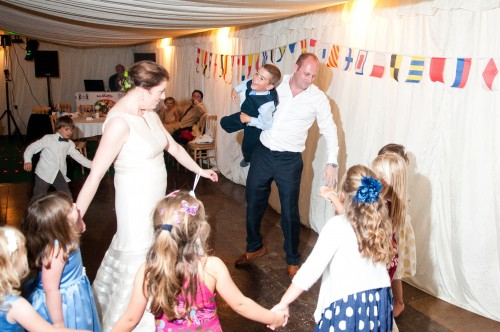 first dance with children