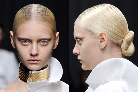 givenchy tying the knot hair