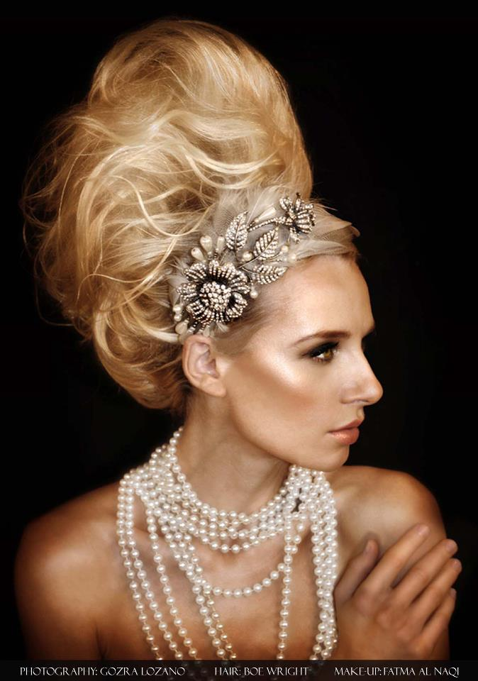 nina rai headpiece