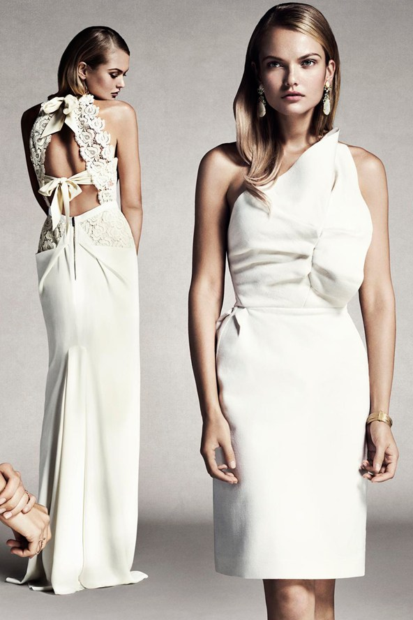 Roland Mouret Bridal Collection