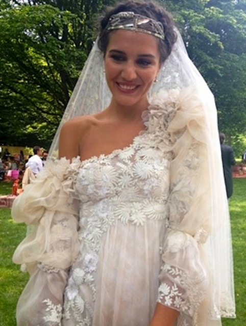 margherita missoni wedding dress
