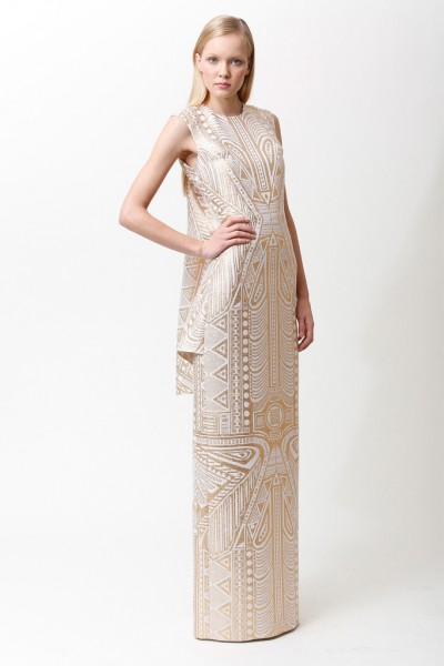 badgley mischka pre fall 2013