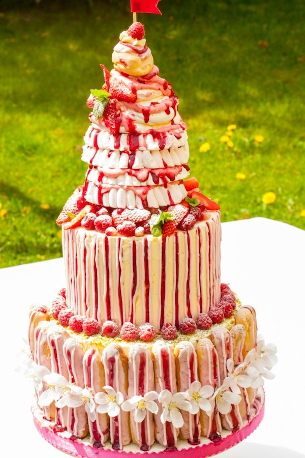 emily harmston wedding cakes