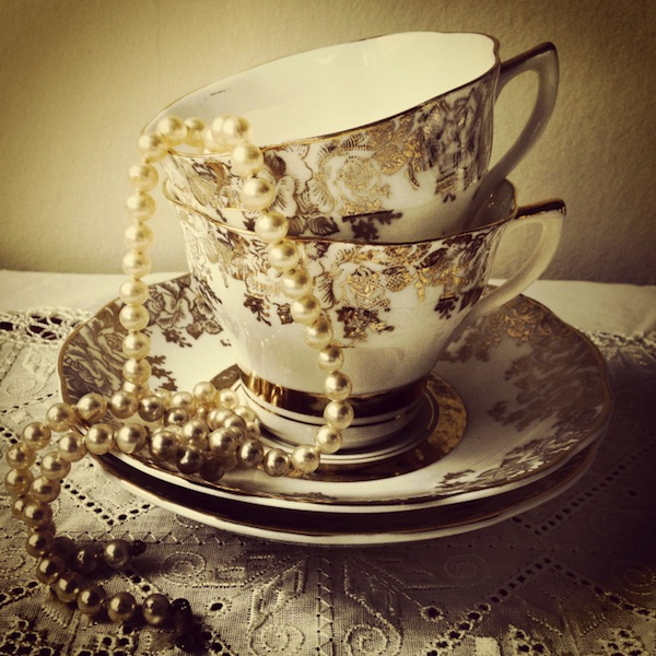 tea cup wedding ideas