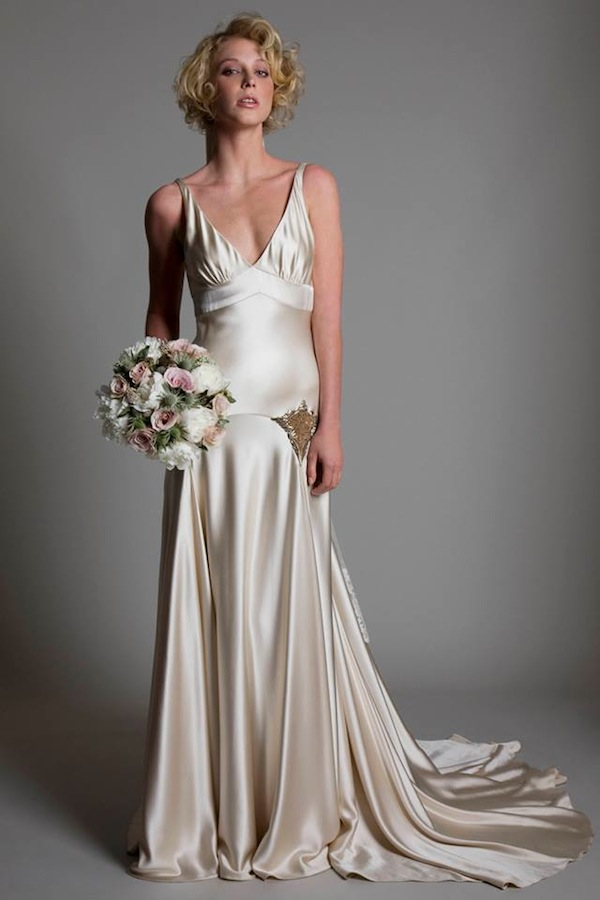Milly wedding dress halfpenny london