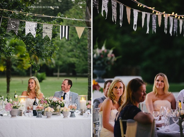 outdoor garden wedding cape town