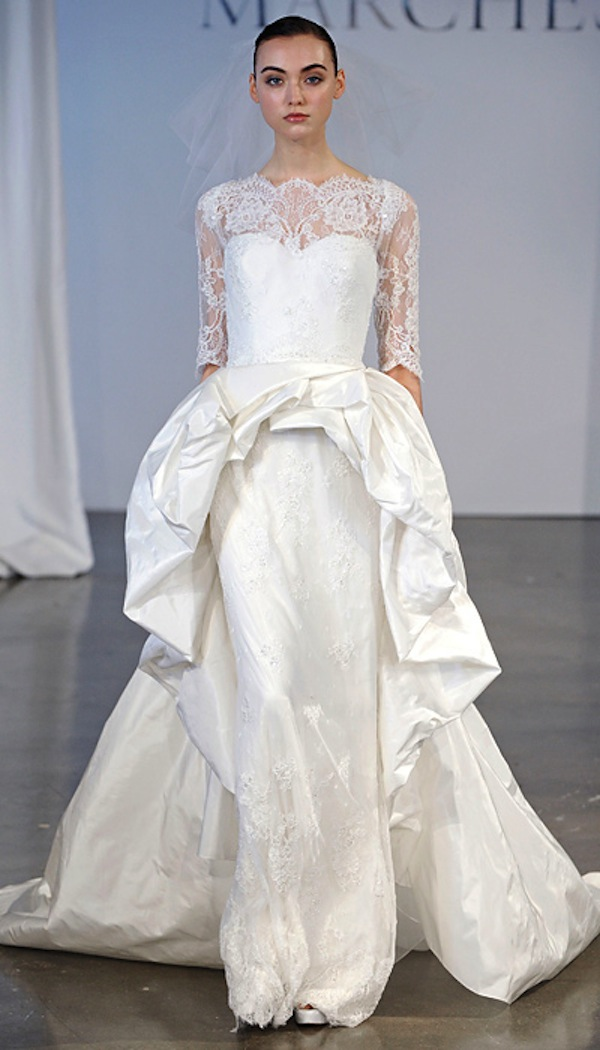 marchesa bridal 2014 collection