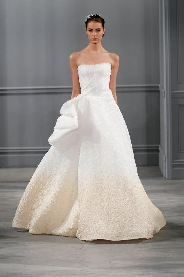 monique lhuillier paris wedding dress