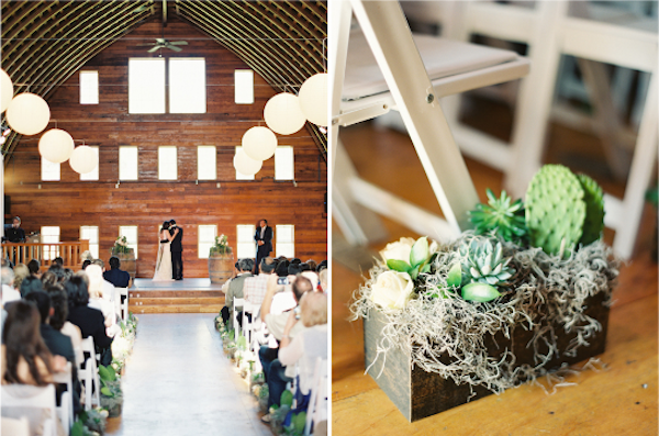 washington barn wedding details