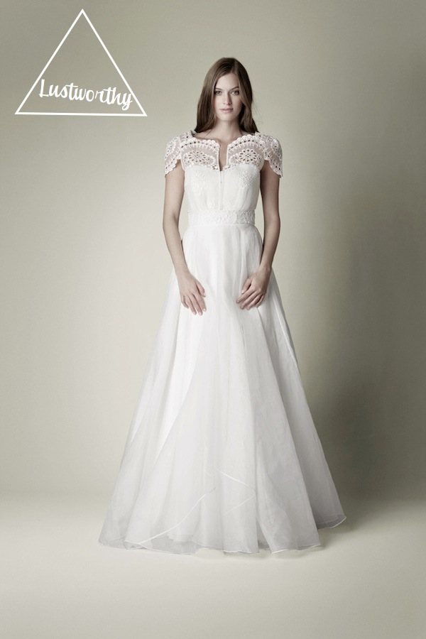 charlie brear wedding dress