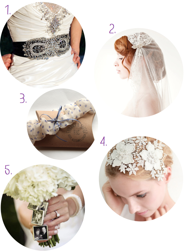 bridal accessories etsy