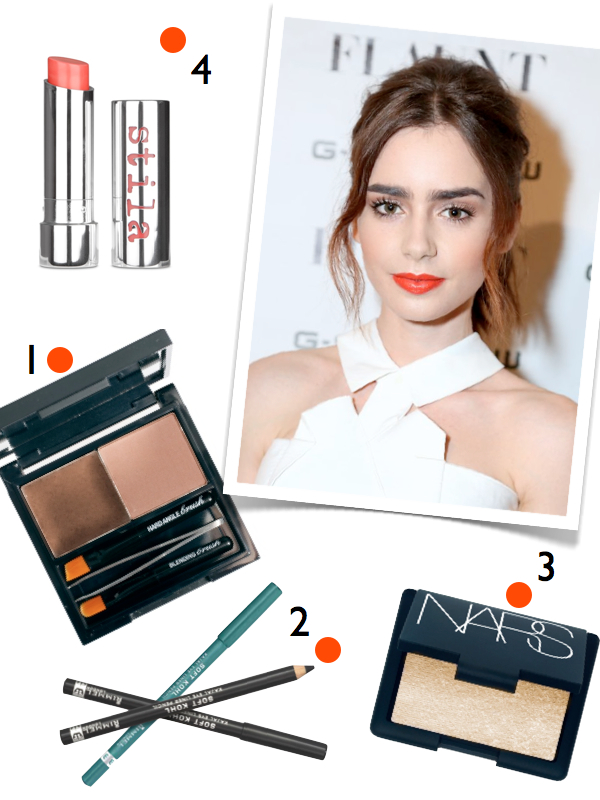 lily collins the mortal instruments