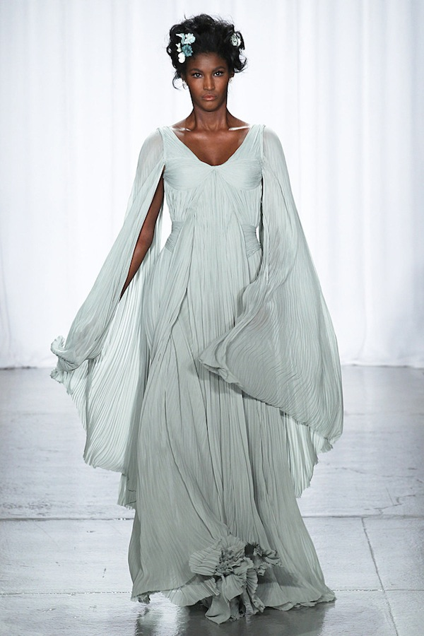 Zac Posen Spring 2014 New York Fashion Week