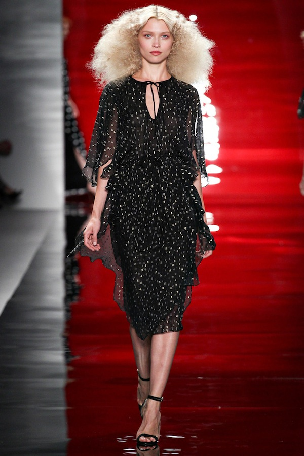 Reem Acra New York Fashion Week 2013