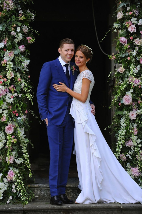 millie mackintosh wedding make up