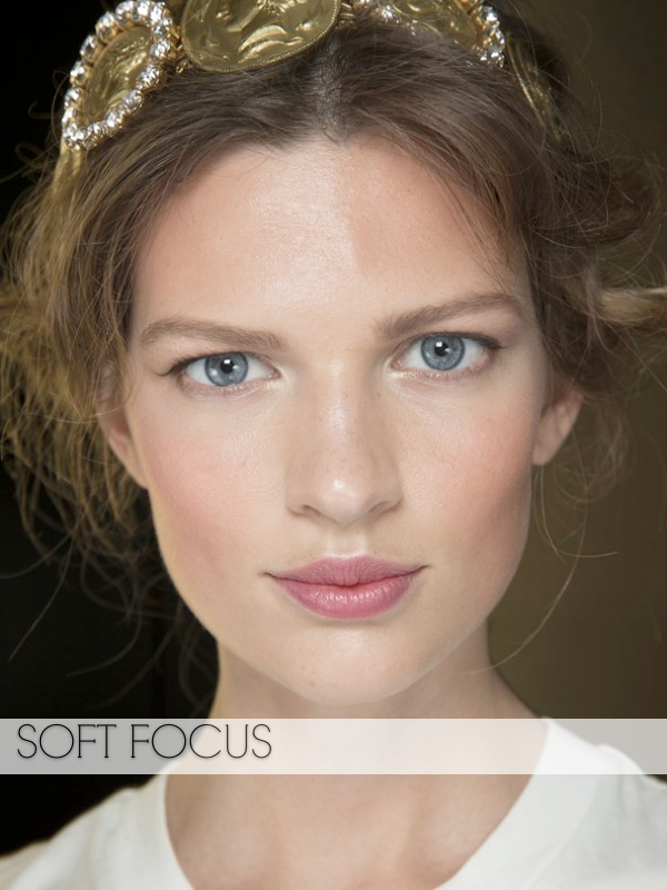 dolce and gabbana spring 2014 beauty looks