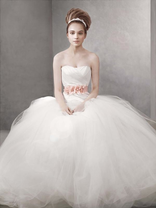 vera wang for david's bridal