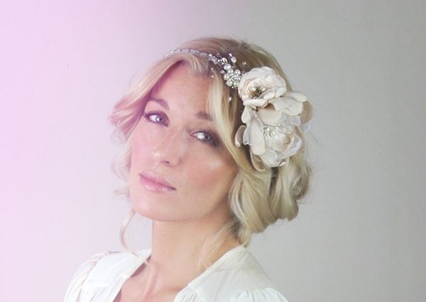 Evie Oliver bridal accessories