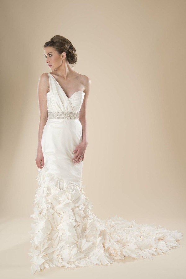 lark wedding dress by cocoe voci