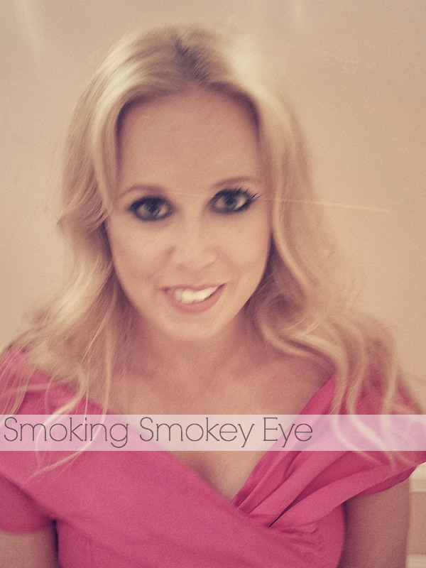 bridal smokey eye make up tutorial