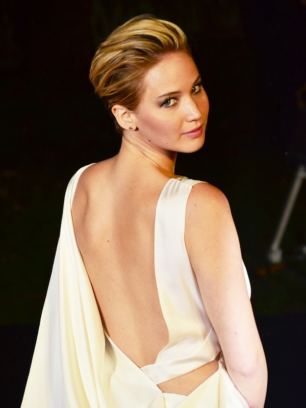 jennifer lawrence catching fire premiere style