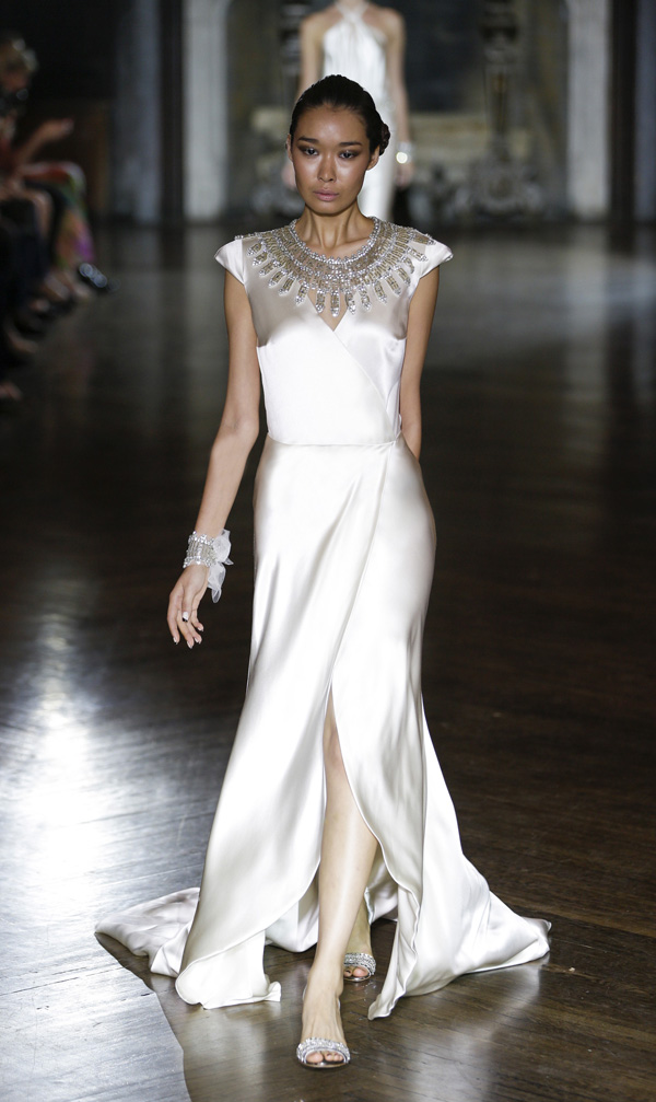 Johanna Johnson Spring 2014 wedding collection
