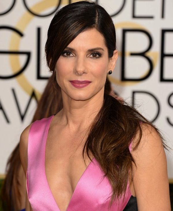 golden globes 2014 beauty sandra bullock