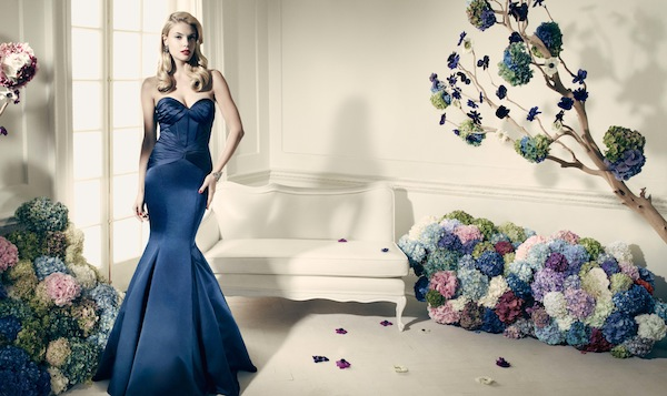 zac posen bridesmaid dress