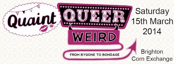 quaint queer weird wedding fair