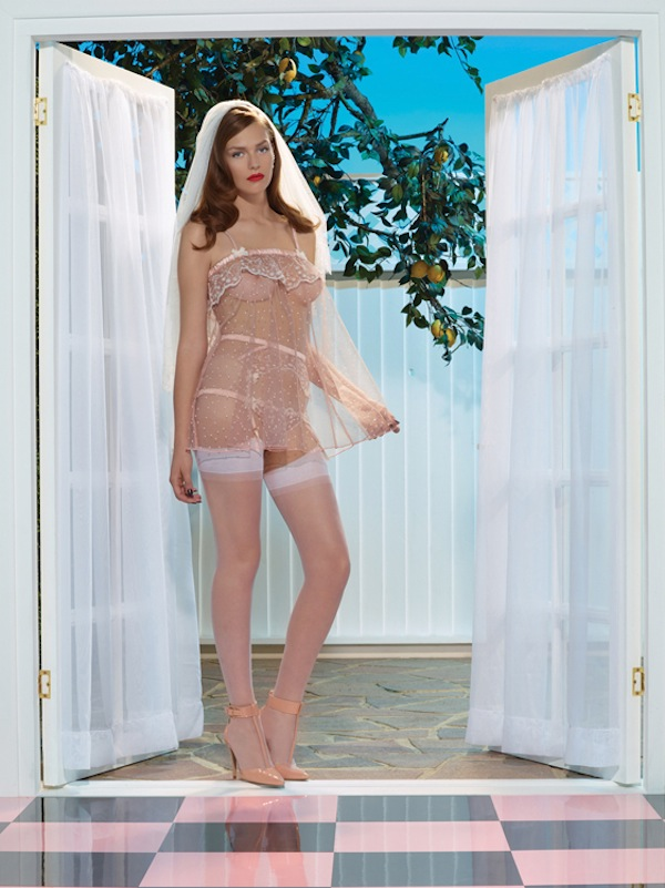 agent provocateur ambrose babydoll