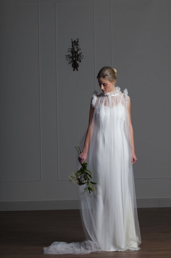 bouret mariee wedding dress