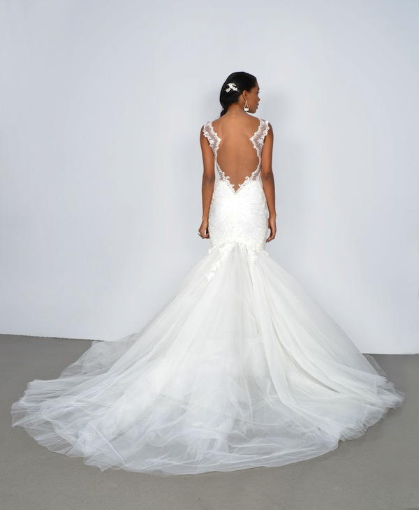 Form Fitting Wedding Gowns: GALIA LAHAV SPRING 2015 COLLECTION