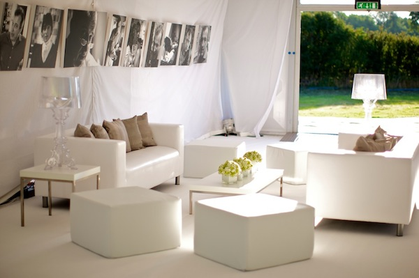 boutique wedding furniture hire