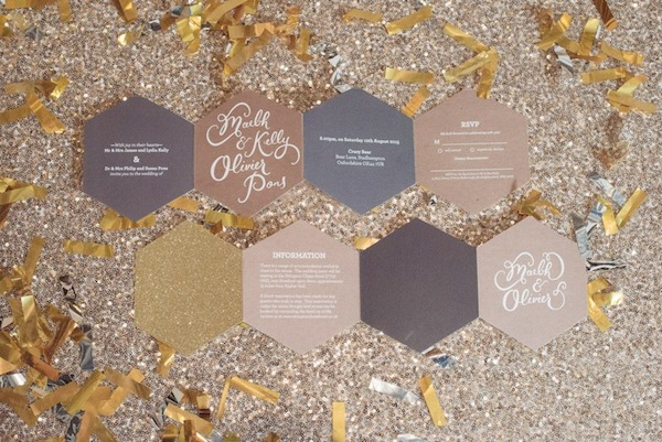 berin made wedding stationery