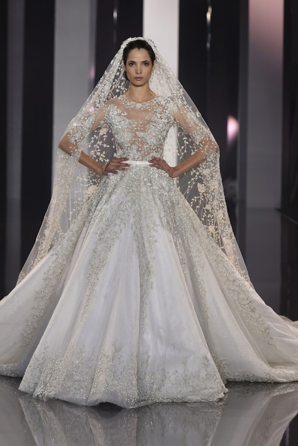 Image Result For Elie Saab Wedding Dress