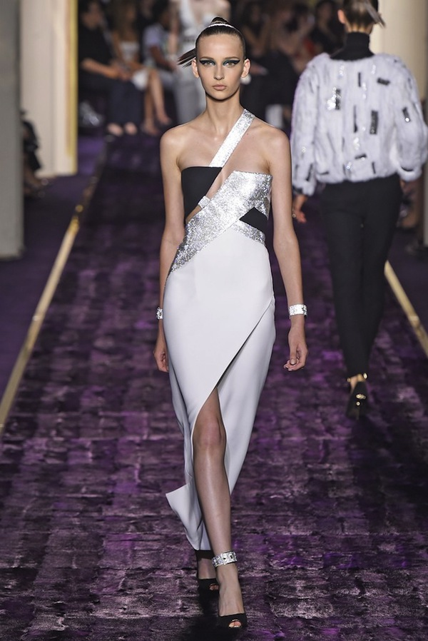 versace couture paris 2014