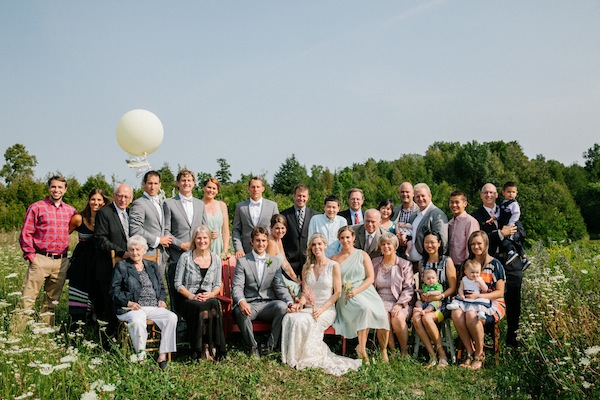 south pond farms wedding