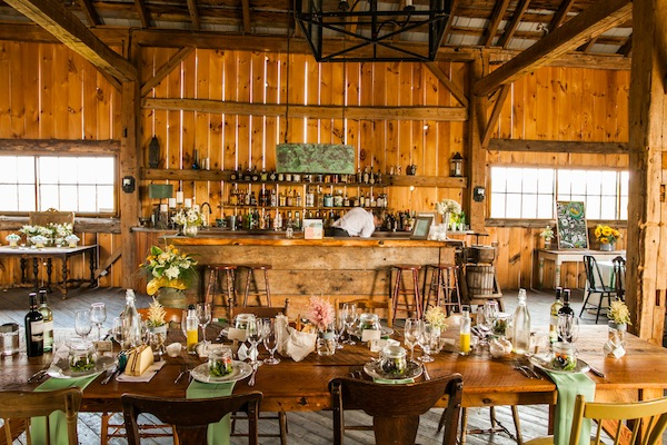 ontario barn wedding