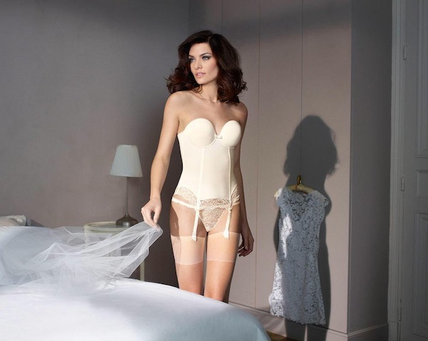 rigby and peller bridal lingerie