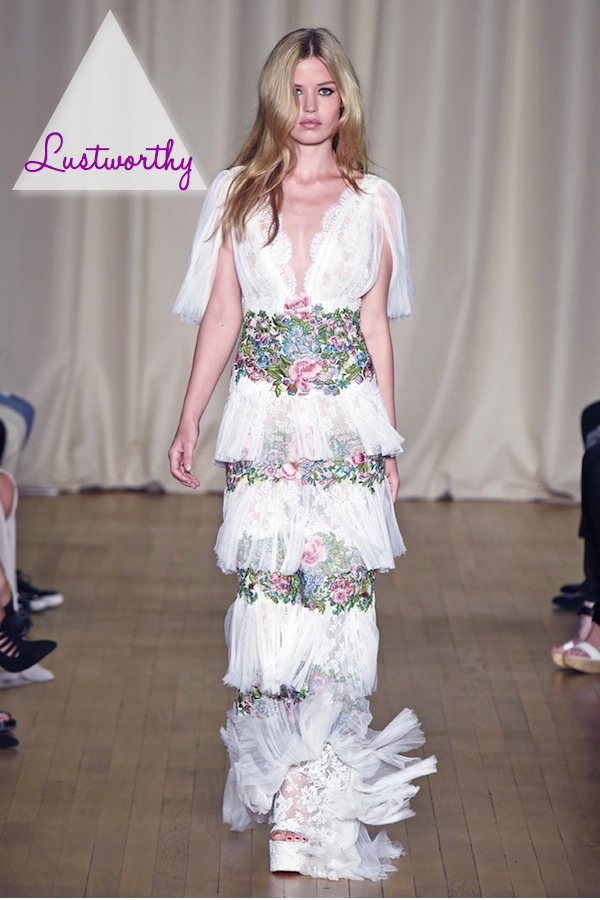 marchesa london fashion week