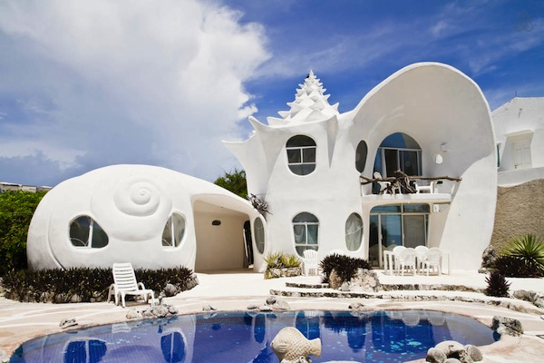 the seashell house